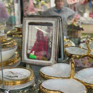 Декоративные изделия из стекла